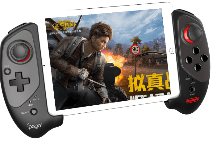"""Ipega 9083S Bluetooth Extending Game Controller pro Tablety 10"""" 2448706"""