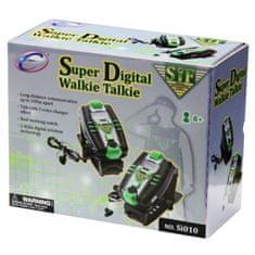 Walkie-talkie, digitalni