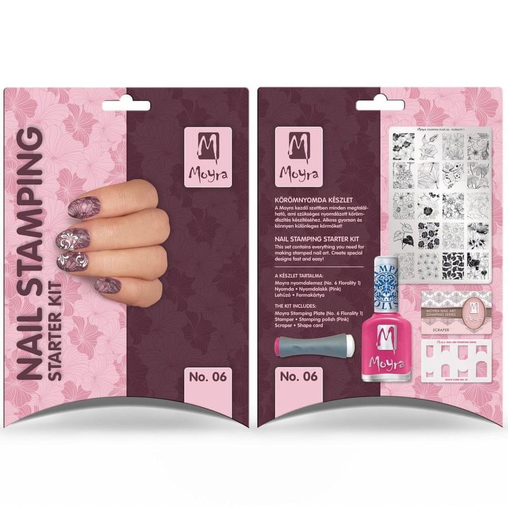 Clear Hand Starter Kit 6