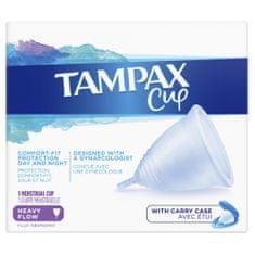 Tampax Menstruační Kalíšek Heavy Flow 1ks
