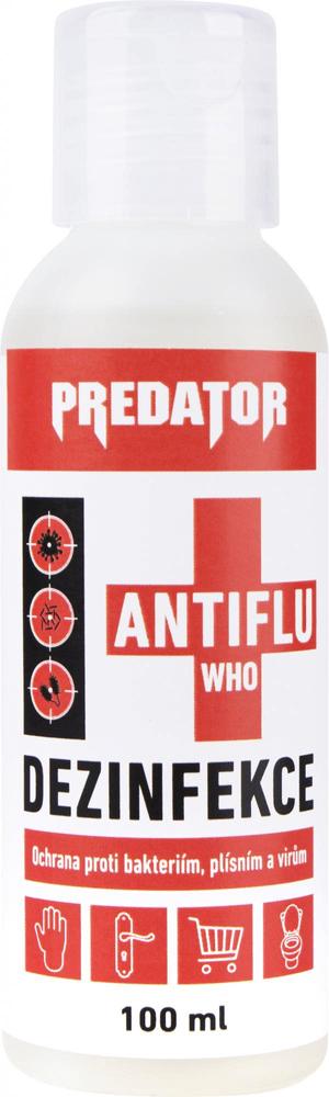 Predator ANTIFLU DEZINFEKCE WHO