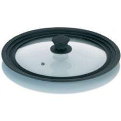 Kela Poklice univerzální 28 - 32cm CONCETTA sklo / silikon