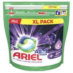 Ariel Unstoppables gel kapsule za pranje, 44 kosov