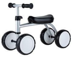 Stiga Mini Rider Go gyermek pedál nélküli gyermekkerékpár, szürke
