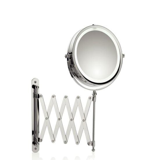 Kela Valeria kozmetično stensko ogledalo z osvetlitvijo