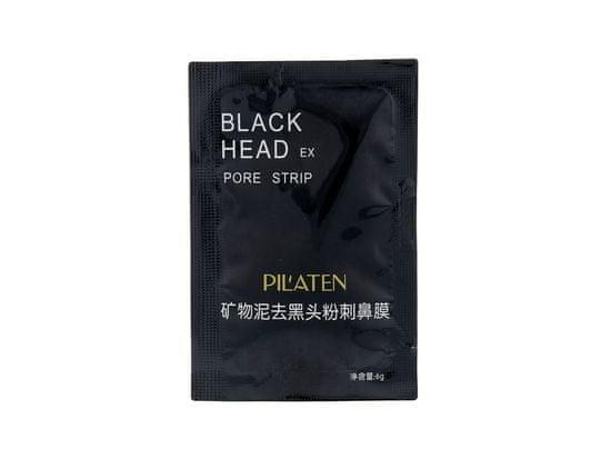 Pilaten Black Head Černá slupovací maska 6g