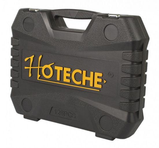 """Hoteche Gola sada 1/4"""", 3/8"""", 1/2"""", 126 ks - HT203126"""