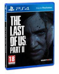 Sony The Last of Us Part II igra (PS4)
