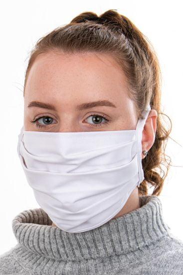 MaskeSlovenija higienska maska za večkratno uporabo, bombažna, pralna, 5 kosov