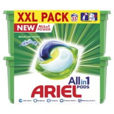 Ariel All-in-1 Mountain Spring Mosókapszula 55 db