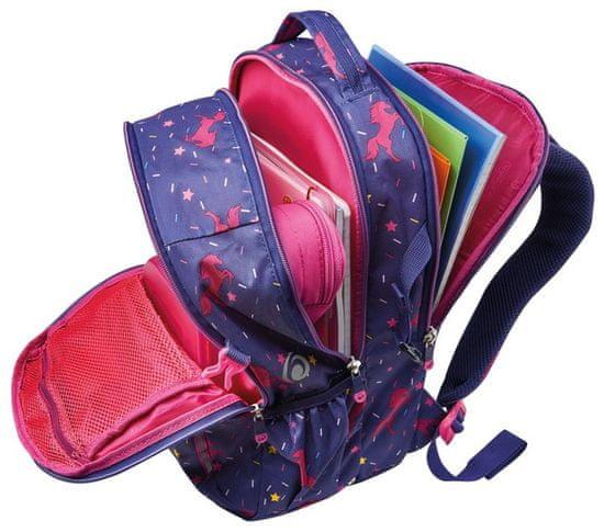 Herlitz Ultimate Konj šolska torba