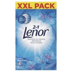 Lenor 2-in-1 Spring Awakening Prací prášek 6 kg 80 praní
