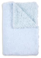 Interbaby deka sa zvjezdicama, 80×110, plava