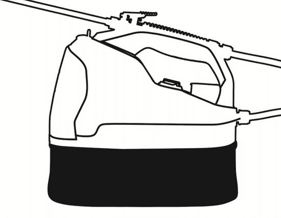 Einhell akumulatorska tlačna škropilnica GE-WS 18/35 Li E-Solo (3425210)