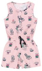 Garnamama dekliški pajac md99489_fm1, 92, roza