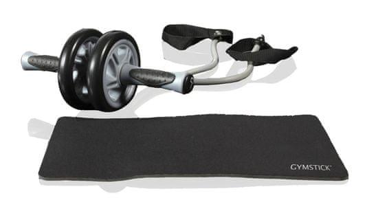 Gymstick vadbeni kolešček z elastikami