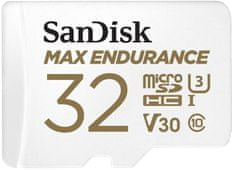 SanDisk microSDHC Max Endurance, 32 GB (151031)