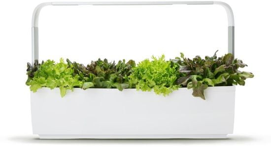 Tregren Tregren T12 Kitchen Garden, chytrý kvetináč, biely