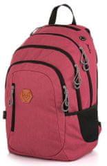 Karton P+P Studentský batoh OXY Campus red