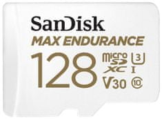 SanDisk microSDXC Max Endurance, 128 GB (151033)
