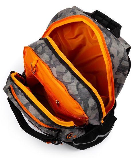 Karton P+P Anatomický batoh OXY Sport Camo boy