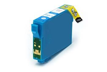 Printwell Epson Stylus BX305FW Plus kompatibilní kazeta, barva náplně azurová, 3,5 ml