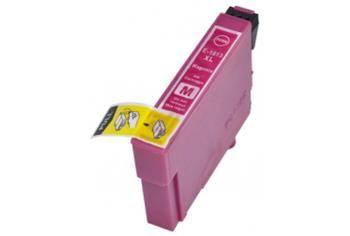 Printwell T1803 18 M - Epson kompatibilní inkoustová cartridge barva purpurová/magenta - sedmikráska
