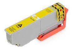 Printwell Epson Expression Premium XP-630 kompatibilní kazeta, barva náplně žlutá, 14 ml
