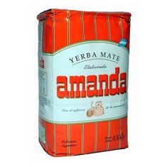 Amanda Čaj Maté, 1kg