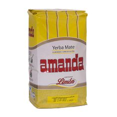 Amanda Čaj maté Citron - 500 g