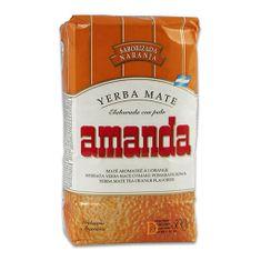 Amanda Čaj maté s pomerančem, 500g