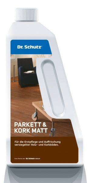 Dr. Schutz Mat na parkety a korek (DIN 18032) 0,75 l