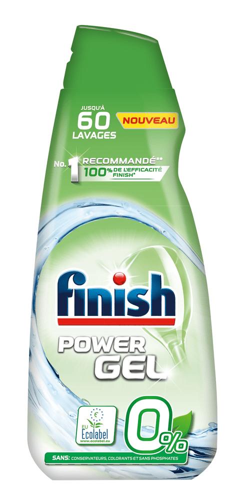 Finish 0 % gel do myčky nádobí 900 ml