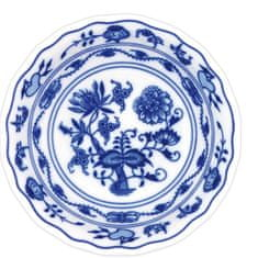ČESKÝ PORCELÁN Miska kompotová Ø 14 cm, dekor cibulák