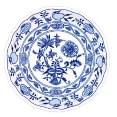 ČESKÝ PORCELÁN Mísa kompotová Ø 16 cm, dekor cibulák