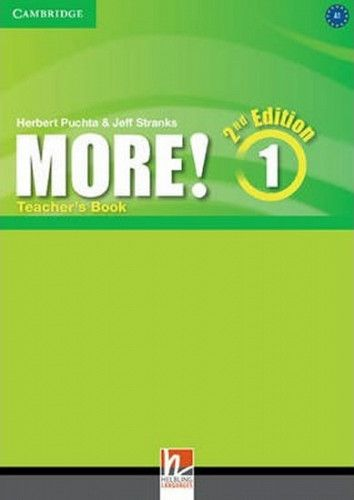 Cheryl Pelteret: More! Level 1 Teacher´s Book