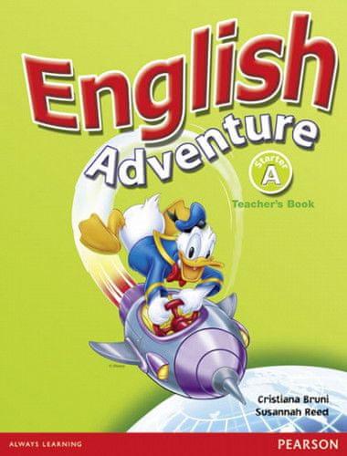 Cristiana Bruni: English Adventure Starter A Teacher´s Book