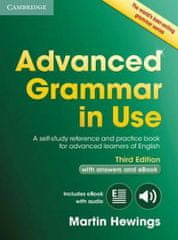 Martin Hewings: Advanced Grammar in Use with answers and Interactive eBook, 3rd edition