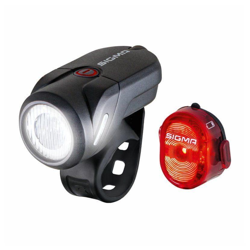 Sigma světlo Aura 35 USB + Nugget II.
