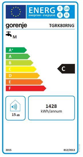 Gorenje grijač vode - bojler TGRK80RNG (479160)