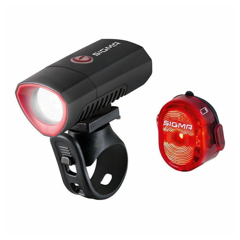 Sigma světlo Buster 300 + Nugget II.Flash