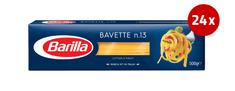 Barilla špageti št. 13, ploščati, 24 x 500 g