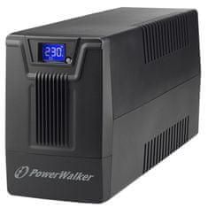 PowerWalker VI 600 SCL brezprekinitveno napajanje, Line Interactive UPS, 600 VA, 360 W