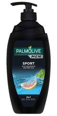 Palmolive Men Sport gel za tuširanje 3 u 1, 750 ml