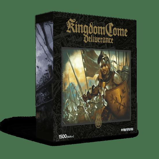 Puzzle Kingdom Come: Deliverance 5 - Do ataku!