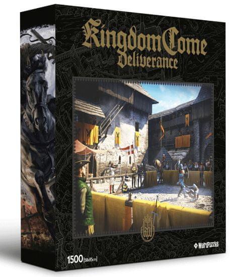 Puzzle Kingdom Come: Deliverance 3 - Arena