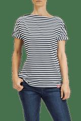 Revenium Modrobílé proužkované dámské tričko LIGHTHOUSE - M/L