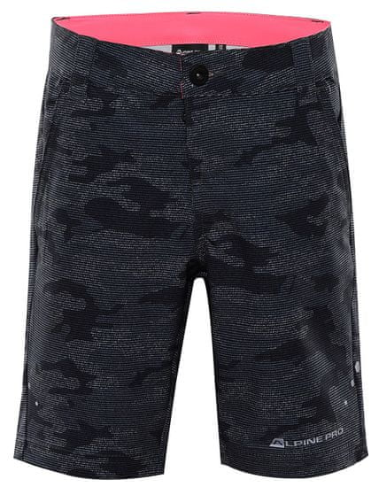ALPINE PRO Trento 2 otroške softshell hlače