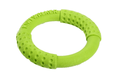 KIWI WALKER Dobáló és úszó karika TPR műanyagból zöld, 18 cm