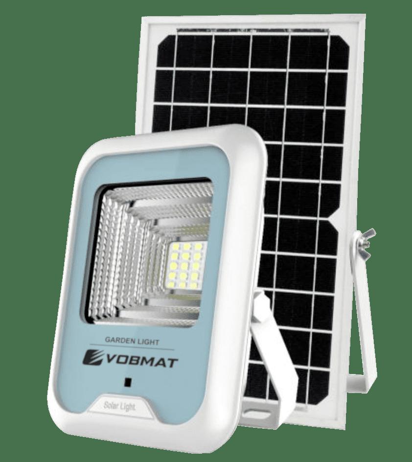 Vobmat Solární světlo Garden Light s dálkovým ovládáním